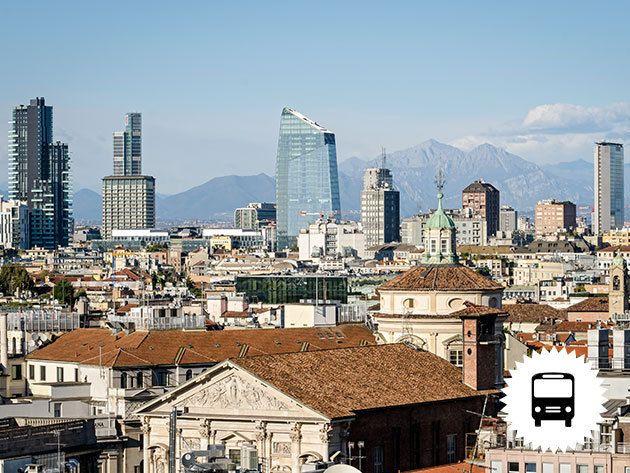 Milánói vásrosnézés non-stop autóbuszos utazással / 2015. szeptember 18-20.