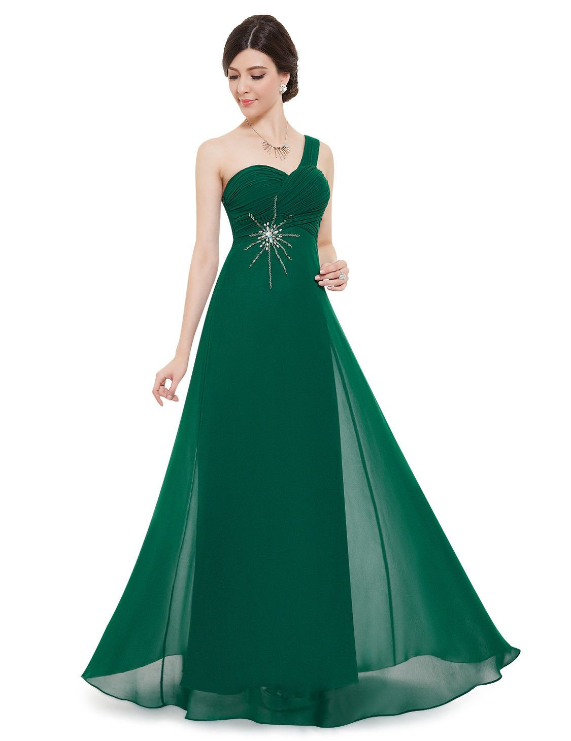 Nice awesome hot long ball gown party prom bridesmaid dresses