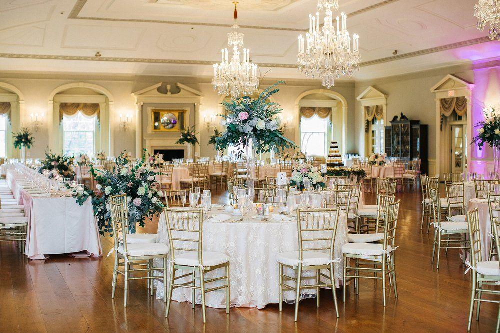 Lovett Hall Henry Ford Wedding Dearborn Mi Bella Bridal