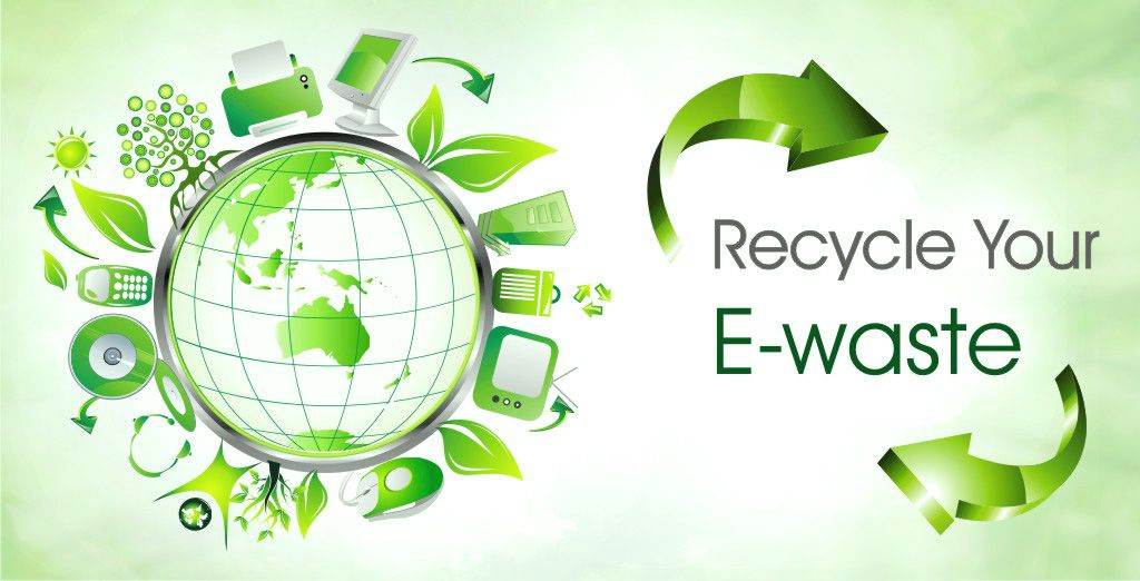 How To Properly Recycle Your Old Computer E Waste Recycling Electronic Waste Computer Recycling