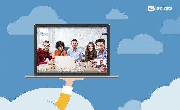 ezTalks Enhances Meeting Experience by Updating New Meeting