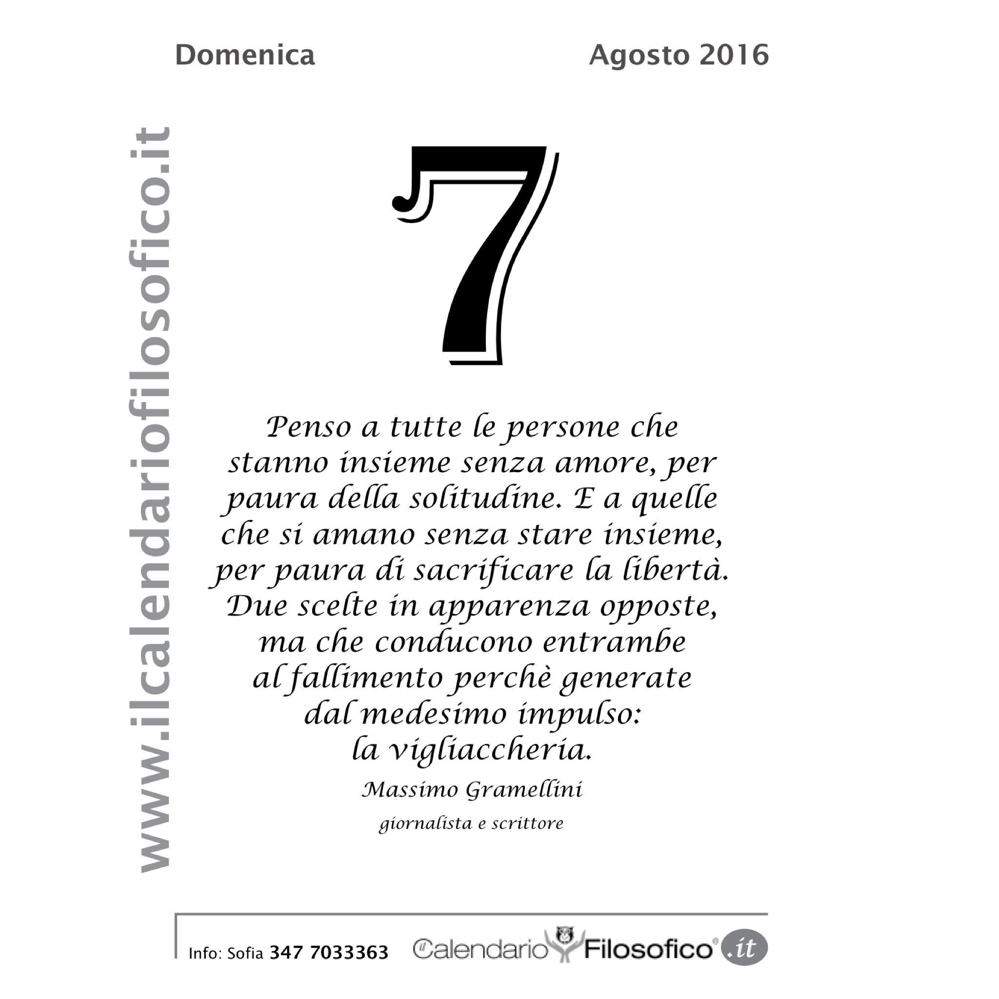 Calendario Filosofico Frase Di Oggi.Il Nuovo Calendario Filosofico 2019 Frasi E Aforismi Sul Senso
