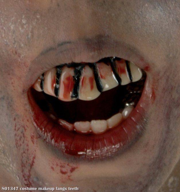 The Walking Dead Bloody Teeth (Adult),$5.99
