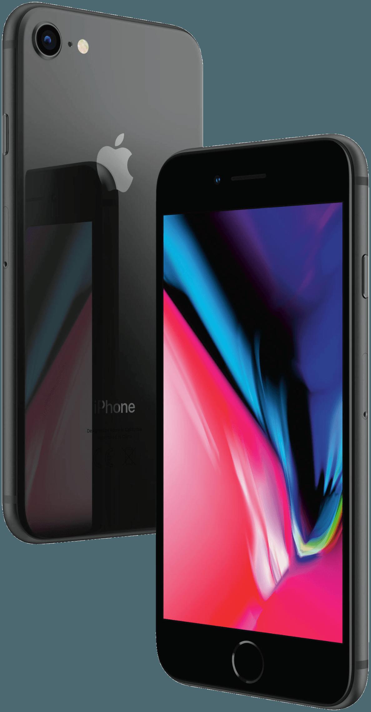 Apple Iphone 8 Smartphone 64 Gb Space Grey 00190198450975 Eine Neue Iphone Generation N N Das Iphone 8 Plus Ist Eine Neue Iphone Generation Es Mega Pixel