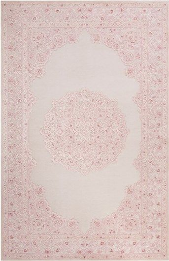 Jaipur Rugs Fables Malo Bright White Pink Fb 123 Pink