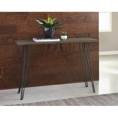 George Oliver Eberle Console Table In 2020 Console Table