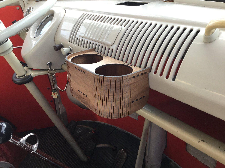 VW Splitscreen Cup Holder Bespoke Classic Volkswagen