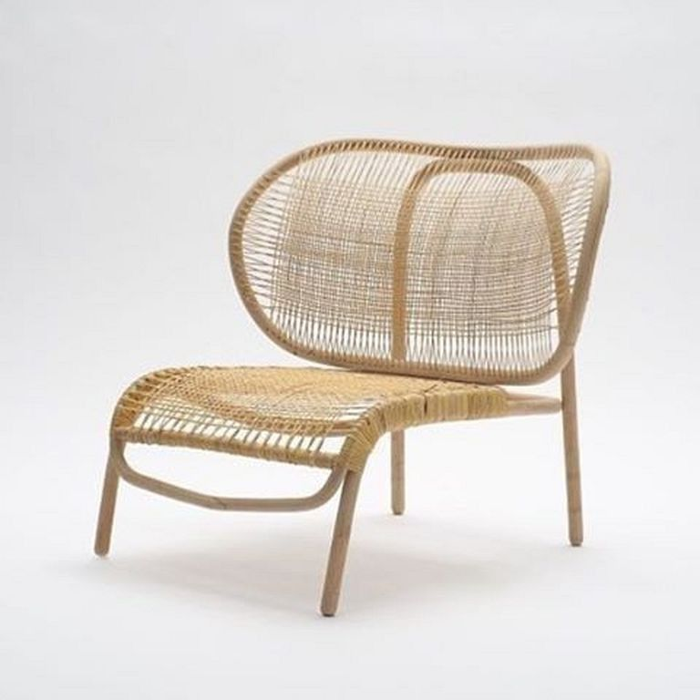 30 Awesome Daisy Rattan Chair Design That Easy To Make Chair Chairdesign Furniturechairs Rattan Chair Chair Design Chair