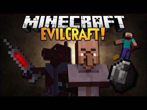 EvilCraft Mod For Minecraft The Minecraft Game Welcomes - Minecraft minecraft spiele