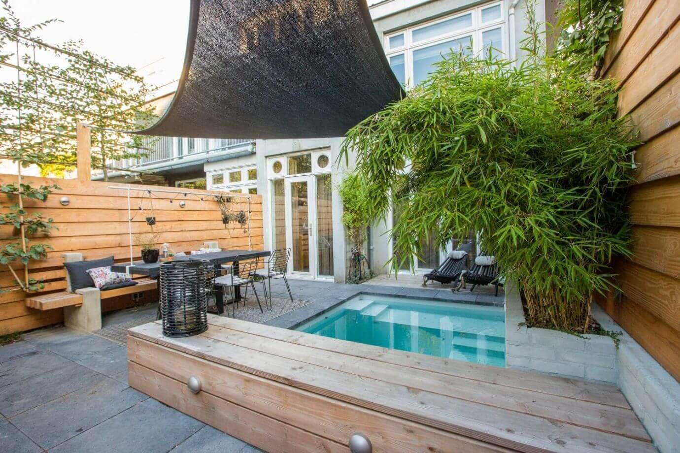 Luxe villa terras idee u stockfoto photographee eu