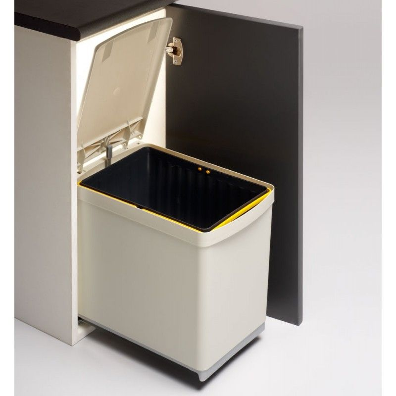 Cubo De Basura Rectangular De 16l Automatico Cubo De Basura Cubo Basura Reciclaje Cubos
