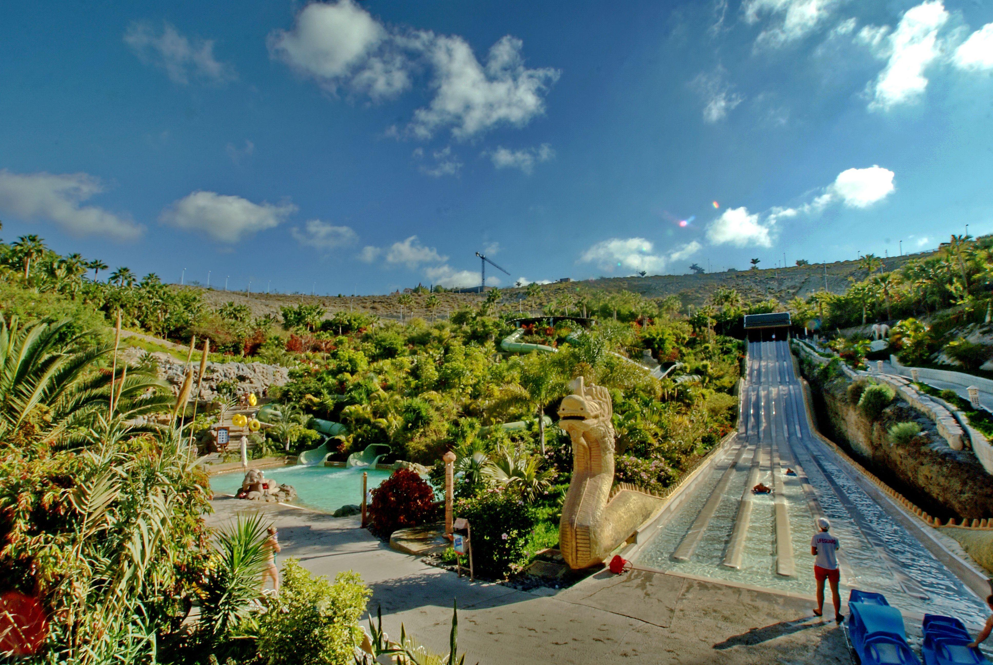 аквапарк сиам парк тенерифе siam park tenerife тенерифе