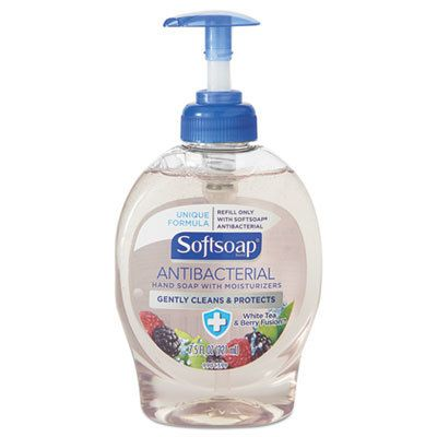Softsoap Antibacterial Hand Soap White Tea Berry Fusion 7 5oz