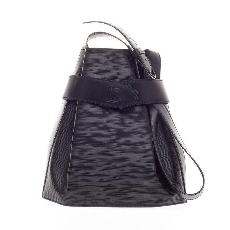 e05ec7e76848 Louis Vuitton Vintage Sac d Epaule Epi Leather Shoulder Bag