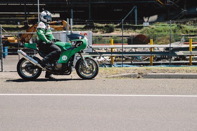 Daniel's Kawasaki ZX12R - RocketGarage - Cafe Racer Magazine