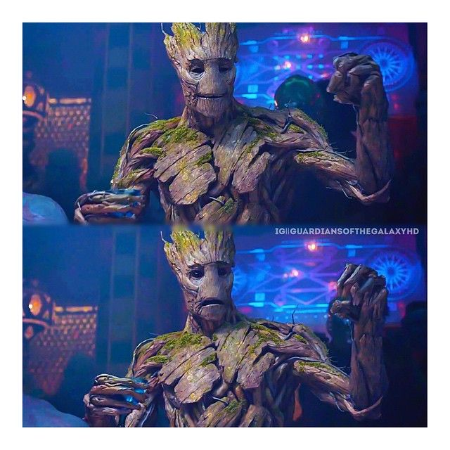 . I laughed so hard at his face omg just look 😂👏 -  I want my own Groot 😩