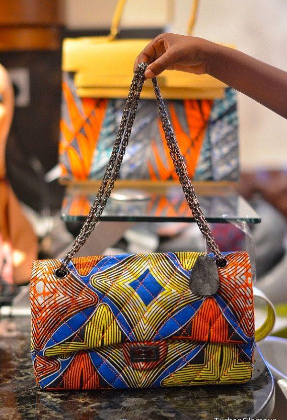 Fundi unique handmade African bags Zarla - Modern Tradition ...