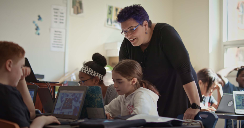Be Awesome About Teaching kids, Online
