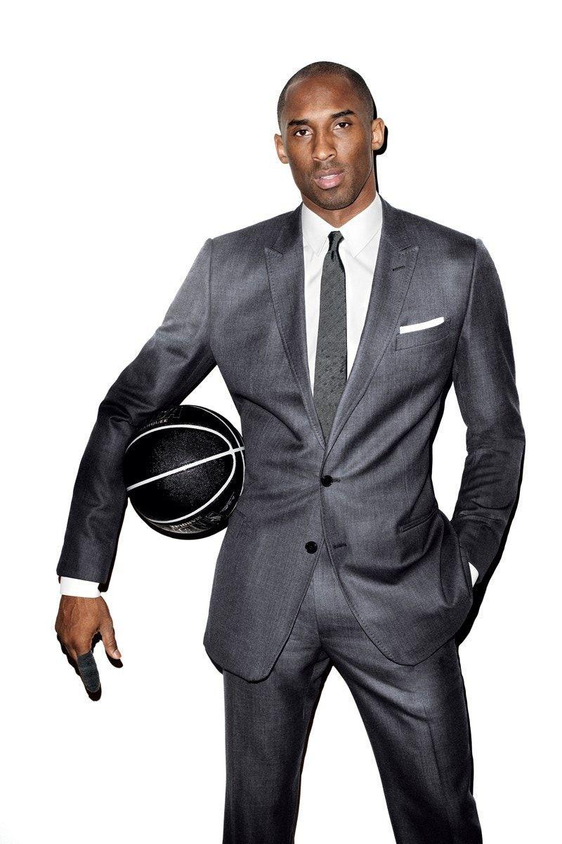 Every Photo of Kobe Bryant in GQ, Ever