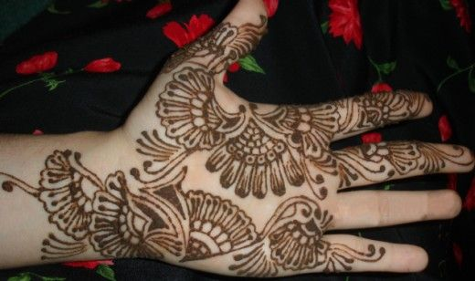 Latest Mehndi Designs for Hands-2012 | Mehendi Designs