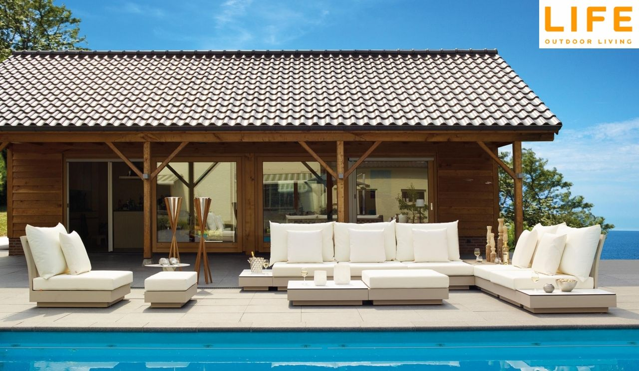 Marvelous Lounge Set Passion | Tuinmeubel Collectie | LIFE Outdoor Living · Cream Garden  FurnitureLoungesOutdoor ...