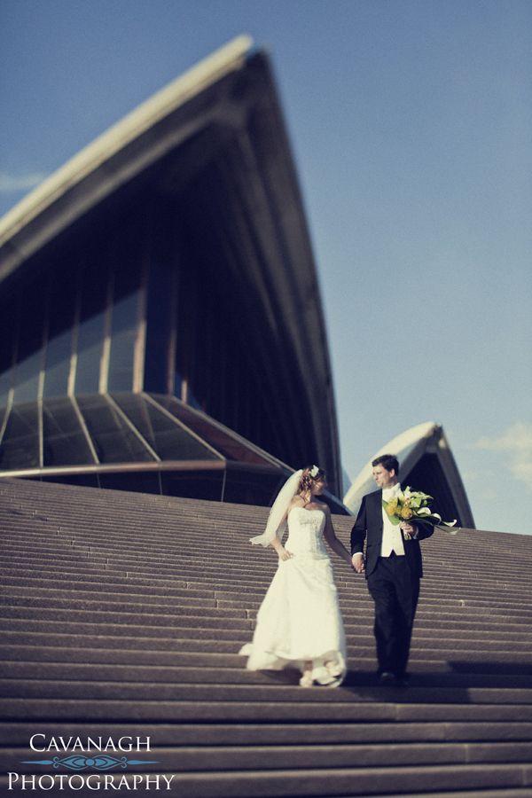 Sydney Opera House Weddings