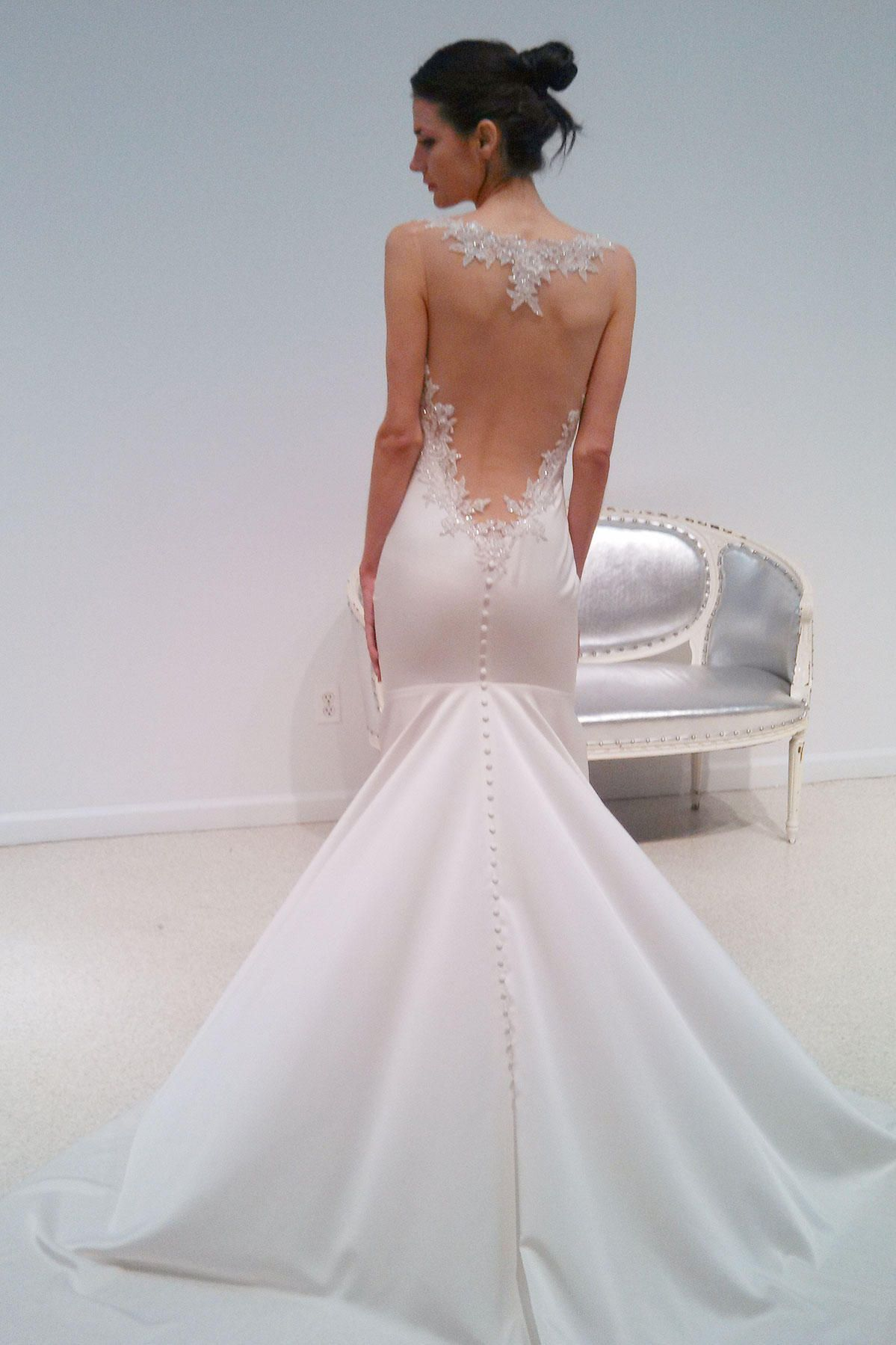 Sexy Wedding Dresses Right Off the 2014 Bridal Runway | Say Yes to ...