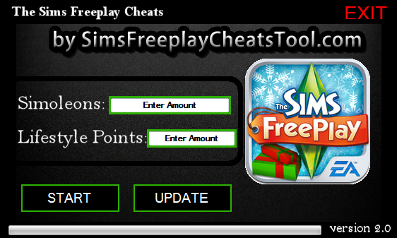 cheat codes for sims freeplay on android 2015
