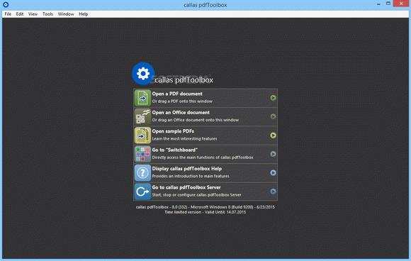callas pdfToolbox Desktop crack windows - apply various corrections