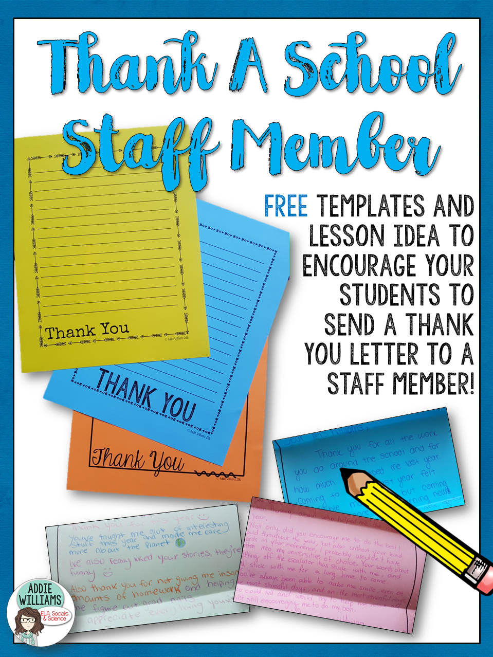 Free thank you letter templates encourage your students to thank a free thank you letter templates encourage your students to thank a staff member itll make their day spiritdancerdesigns Gallery
