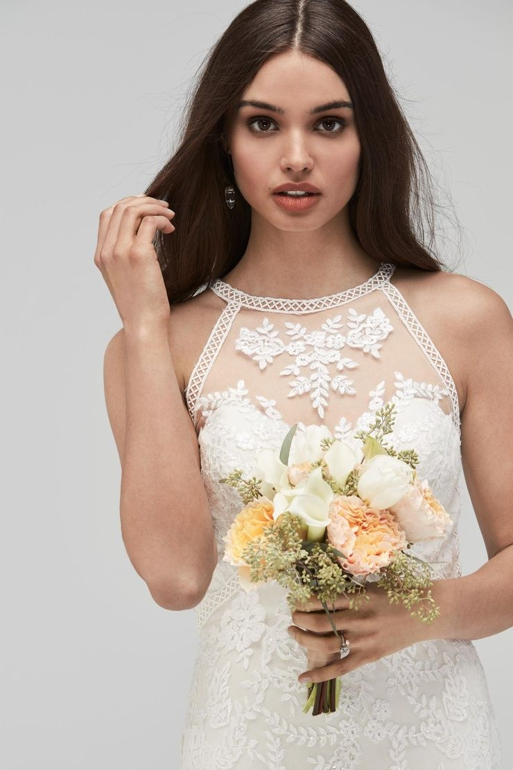 Aquila by WTOO. Find this dress at Janene\'s Bridal Boutique located ...