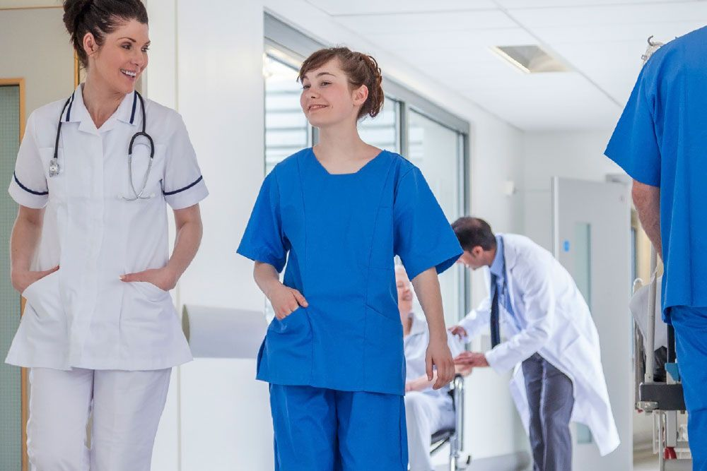 Career development within health and social care nursing