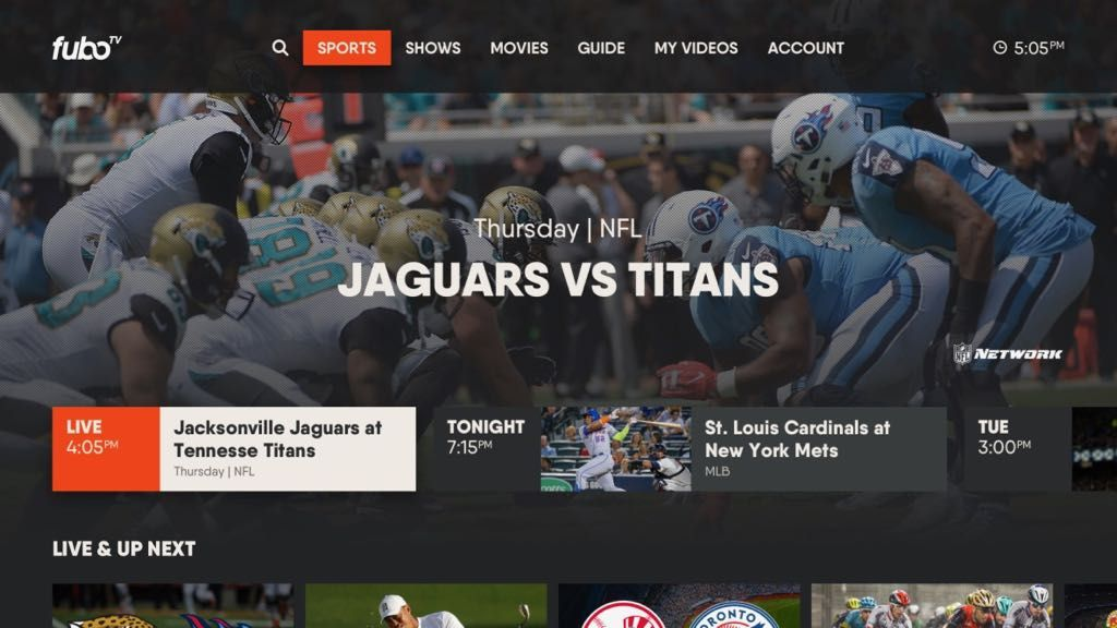Here Are 7 Ways To Watch Live Nfl Games Without Cable During The 2018 Season With Images Playstation Vue Live Nfl Nfl Network