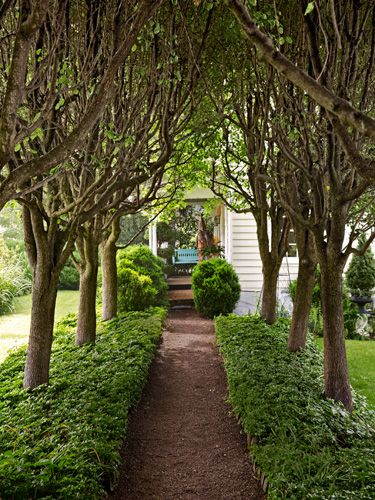 Jon Carloftis Pennsylvania Garden Home - Pennsylvania Garden Design - Country Living