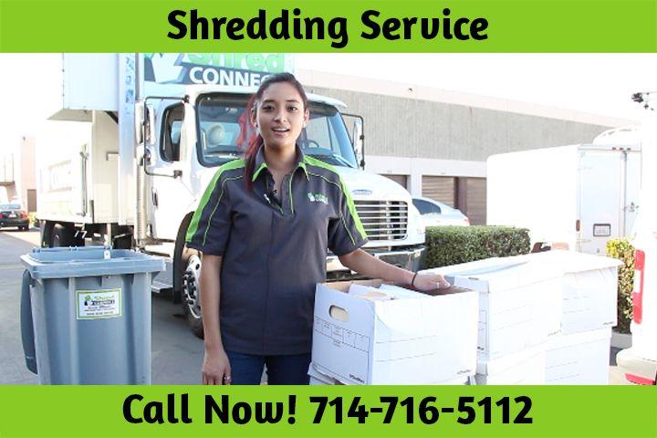 Mobile document shredding shredding service document