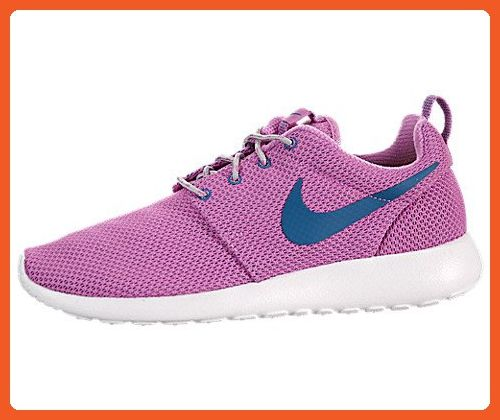 Nike Rd Women's Rosherun GryWhite VltGrn AbyssWlf Running rtQdsCh