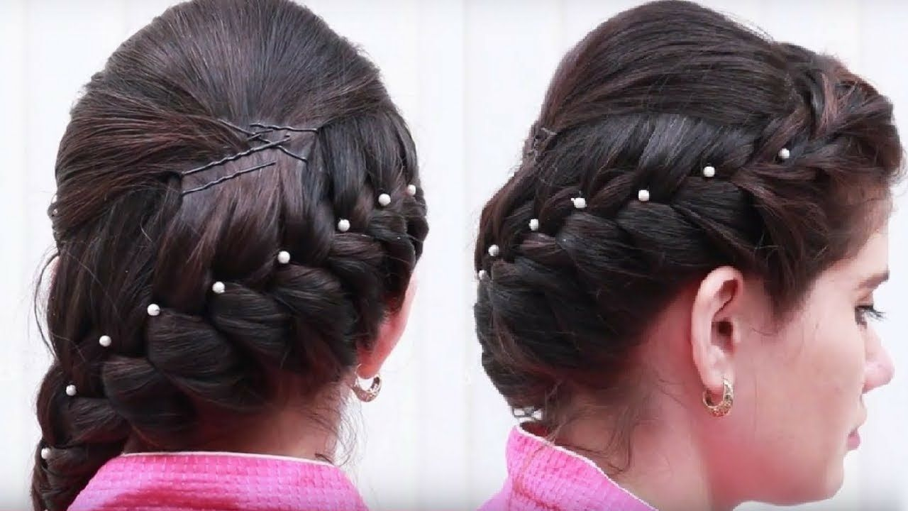 Best Hairstyles For Girls Easy Beautiful Hairstyles Tutorials 7 Easy And Beautiful Hairstyles Girls Hairstyles Easy Womens Hairstyles