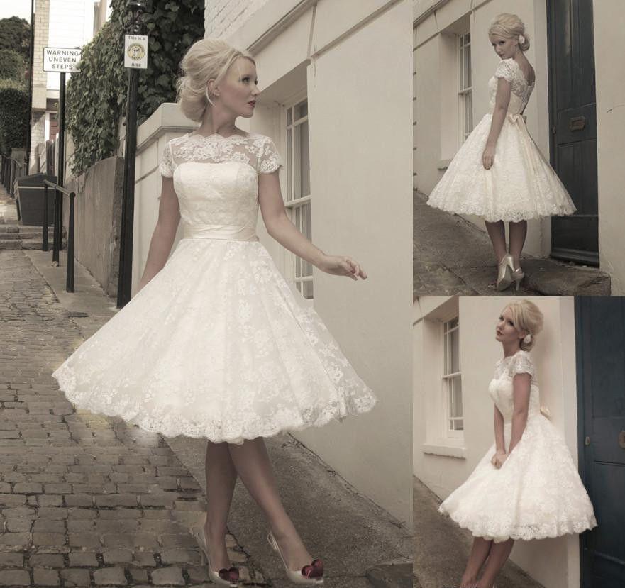 Outdoor Wedding Dresses Vintage