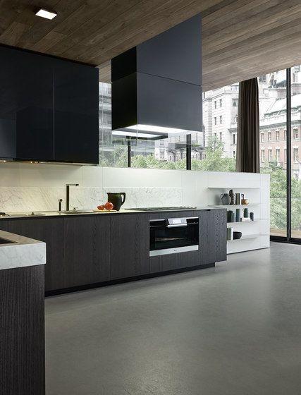 Designer Einbauküchen einbauküchen küchensysteme varenna poliform check it