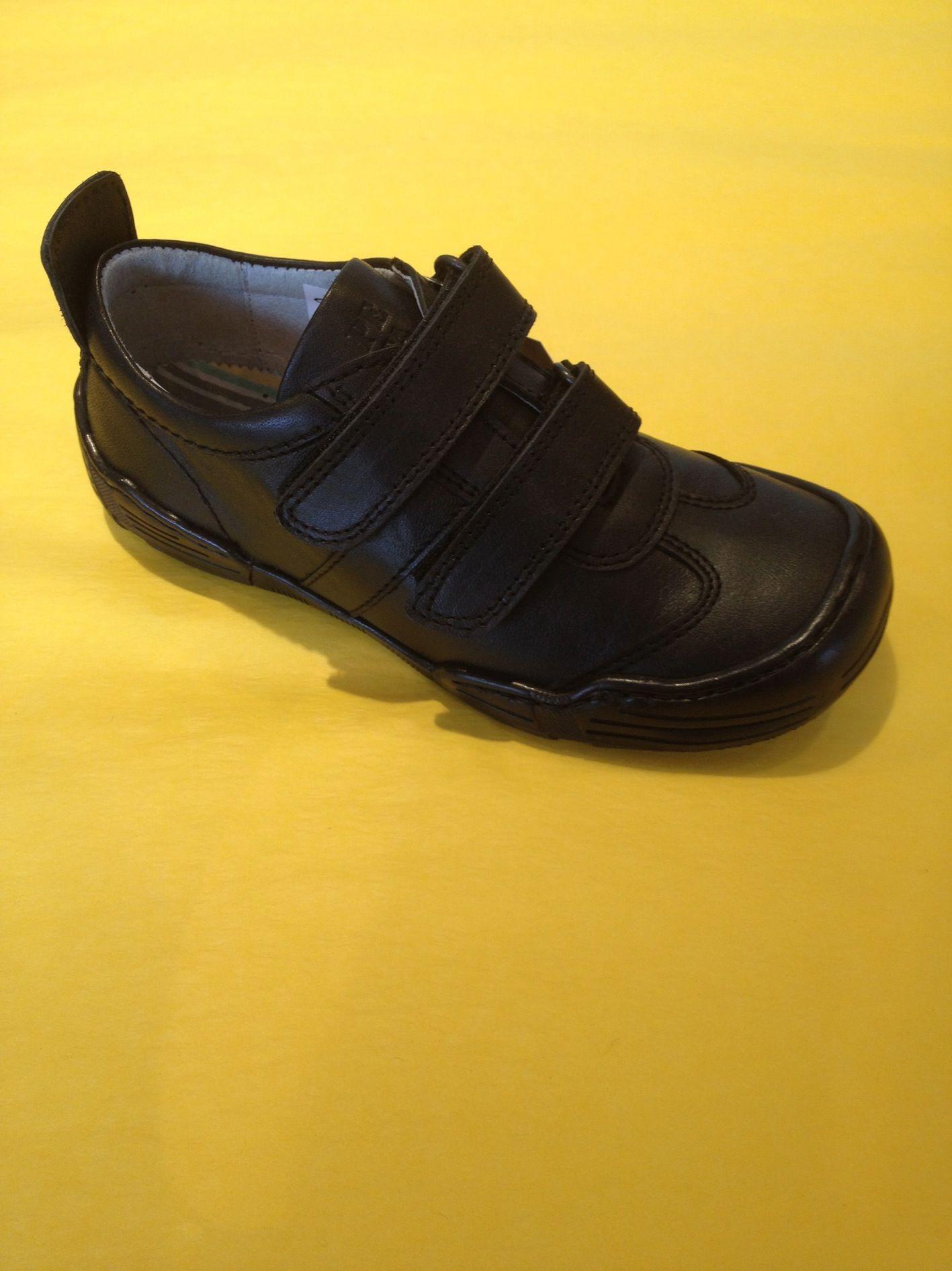 Petasil Franz Boys Black School shoe F fitting / Manage Products / Catalog / Magento Admin