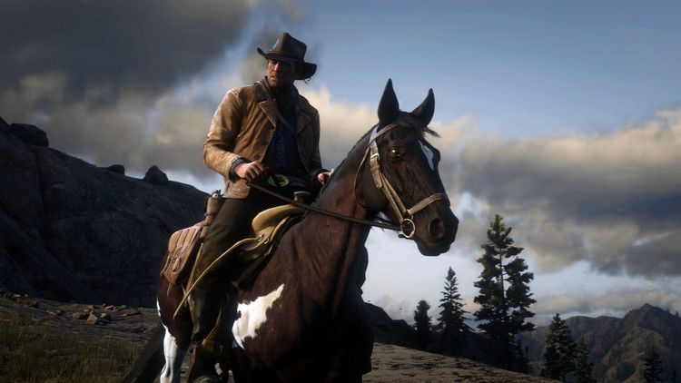 What Is Red Dead Redemption 2 S Best Horse Where To Get The Top Breeds Gamespot Red Dead Online Red Dead Redemption Ii Red Dead Redemption