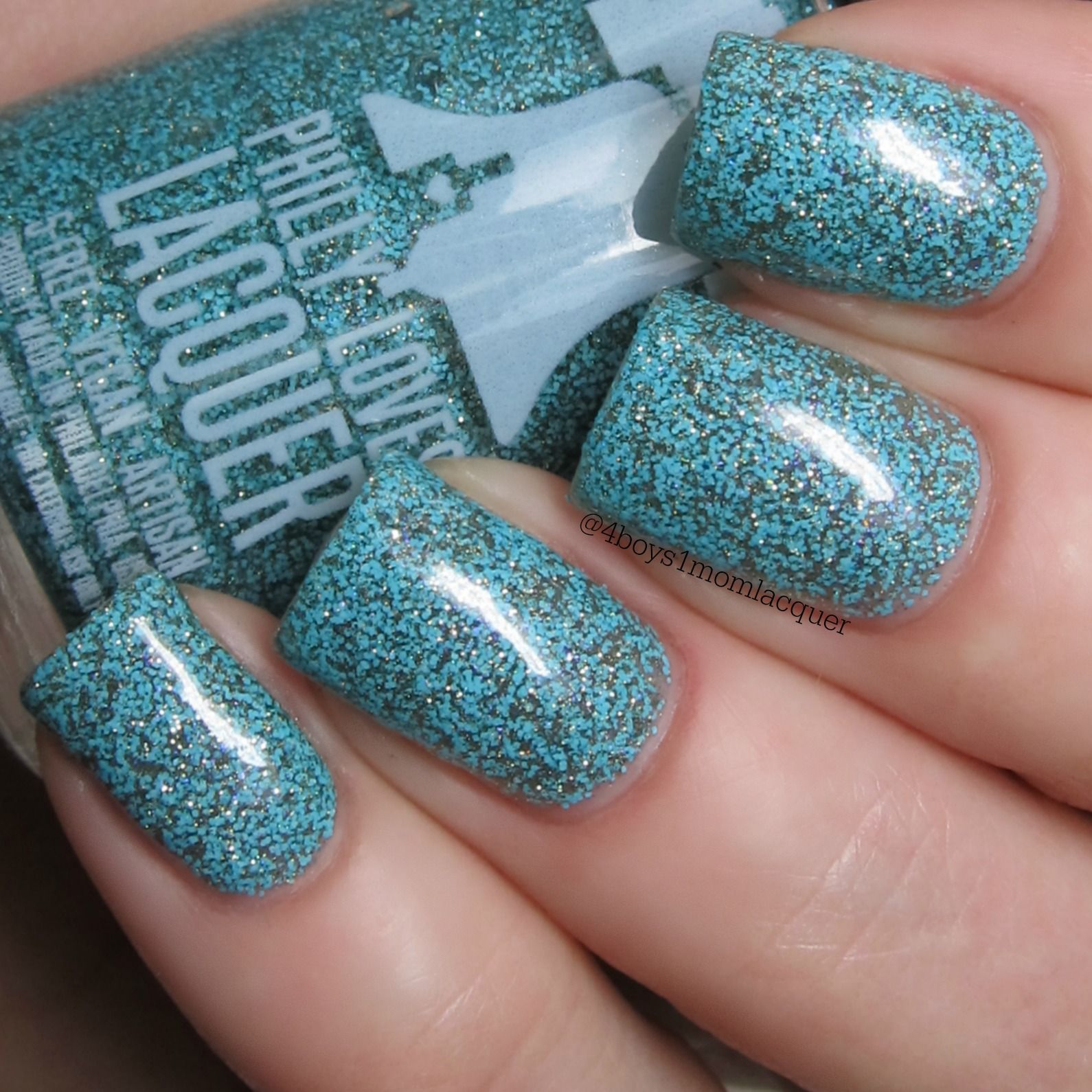 Brand: Philly Loves Lacquer // Collection: Springtime in Philly (Spring 2015) // Color:  Schuylkill Banks // Blog: Jennifer's Blog and Review