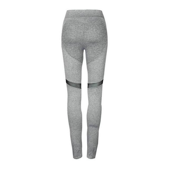 High Quality Slim design Women Yoga Legging Mid Waist Sport Wear