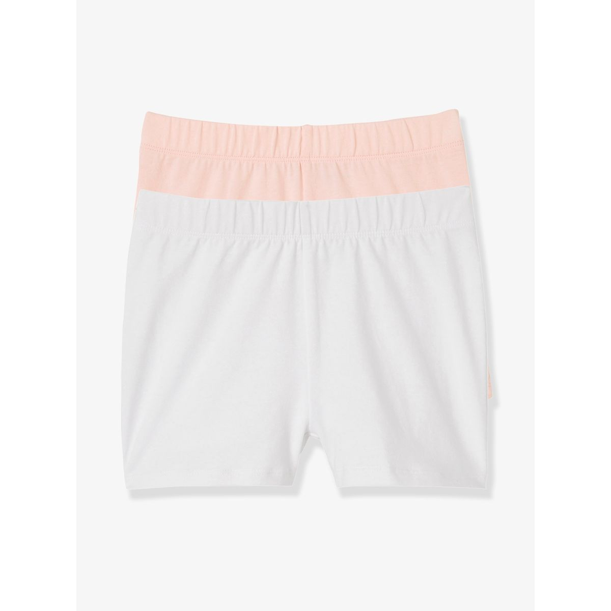 Lot de 2 shorties fille | Shorty, Âgés de