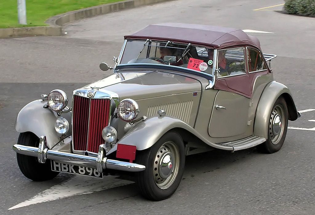 mg td midget 1953 | vehicles | pinterest | cars, engine and, Wiring diagram
