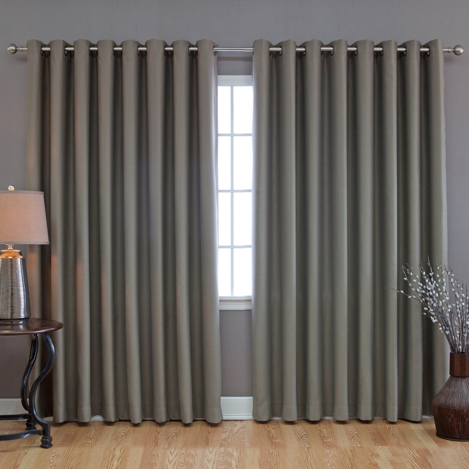 Pin By Parousiasi Decoration On Curtains And Upholstery Dining Room Window Treatments Sliding Glass Door Curtains Living Room