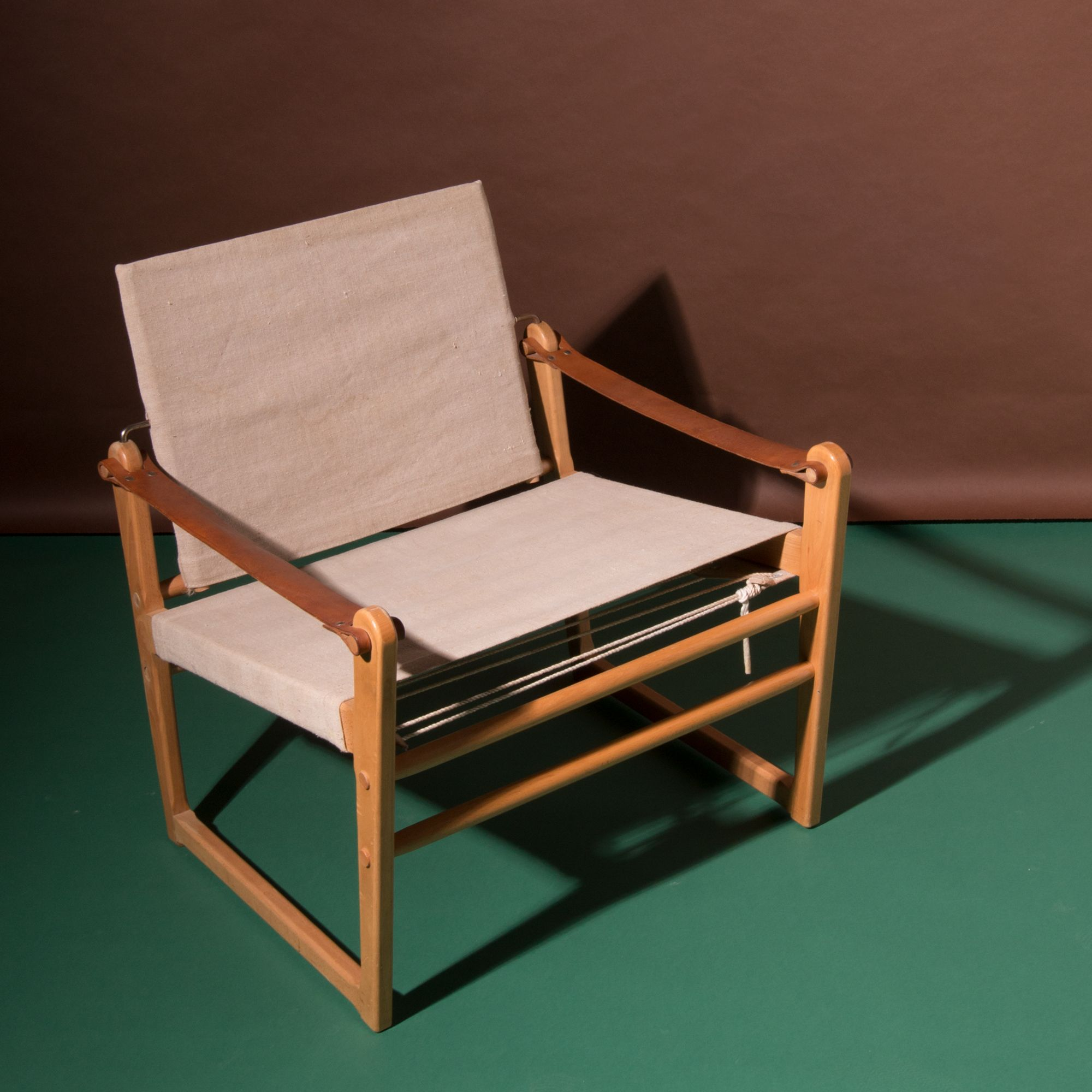 Bengt Ruda Safari Chairs From The 60s