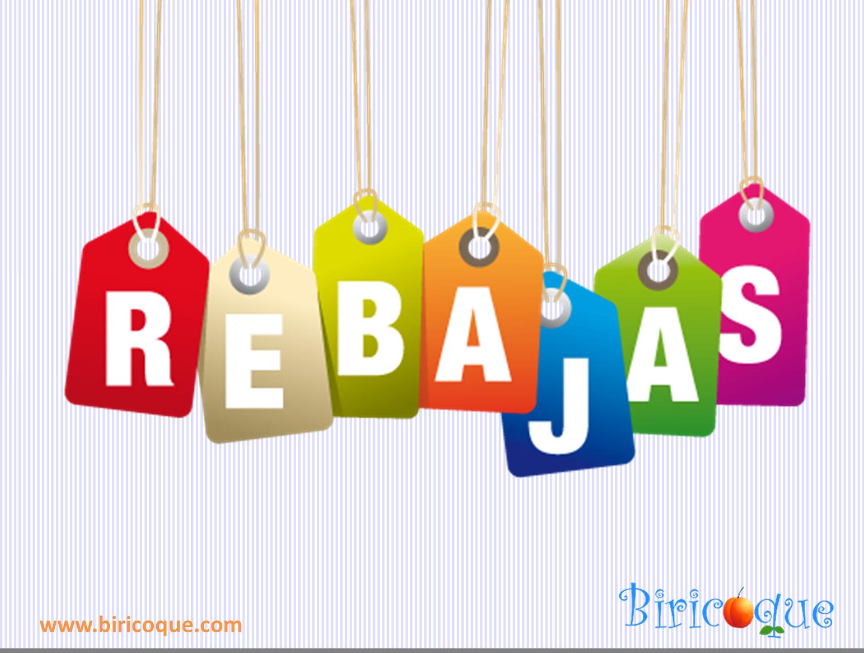 ¡Así es! ¡En Biricoque ya estamos de #Rebajas!  20% de #descuento en toda nuestra colección Primavera-Verano y...envío gratuito por compras superiores a 40 €.  Entra en www.biricoque.com  Con estos precios, seguro que no podrás resistirte a renovar el armario de las más pequeñas...