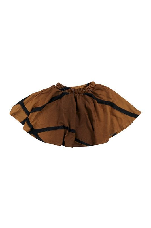 SALE! Basketball Base Skirt by Popupshop