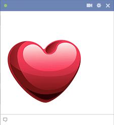Shiny Heart Love Heart Emoji Heart Emoji Emoticon